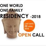 Résidence d'artistes en Inde