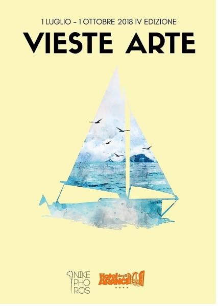 affiche vieste arte 18