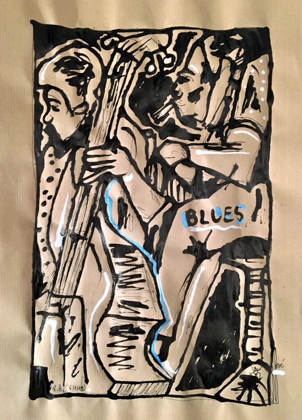 blues R