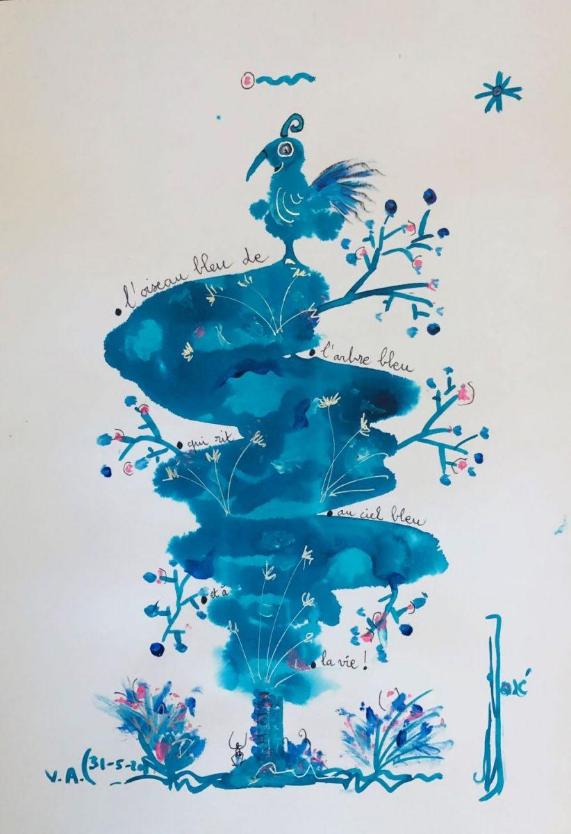 loiseau-bleu-de-larbre-bleu-R