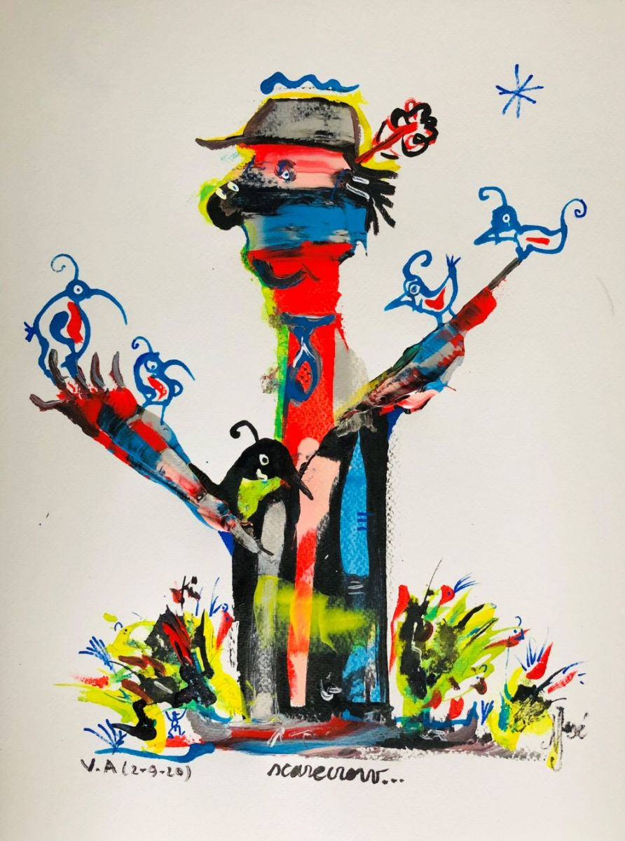scarecrow-R