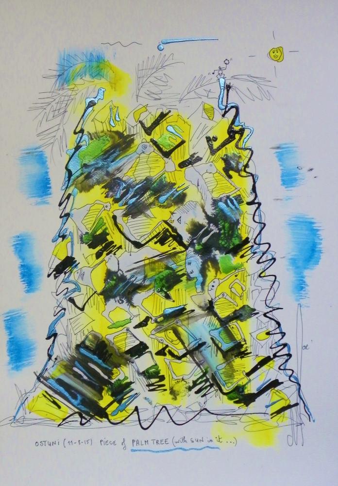 piece-of-palm-tree